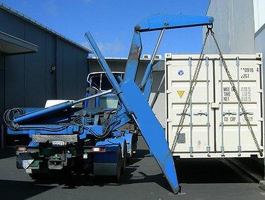 Swinglift Truck